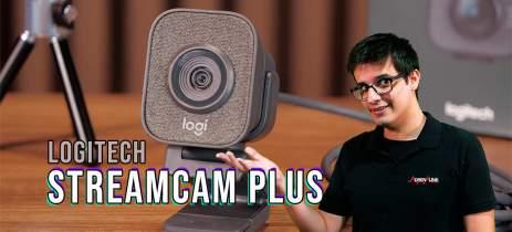 LOGITECH STREAMCAM PLUS: Análise em vídeo da webcam feita especialmente para stream!