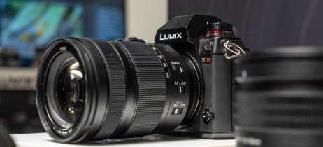 Panasonic lança duas novas câmeras mirrorless, a Lumix S1 e a Lumix S1R
