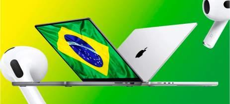 Novo MacBook Pro e AirPod 3 mais caros do mundo são os vendidos no Brasil