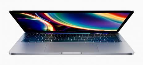 Apple lança novo MacBook Pro 13 com CPU Intel de décima geração e teclado aprimorado
