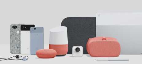 Executivos da Google apontam queda nas vendas de dispositvos