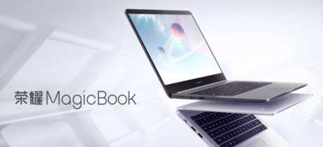 Honor apresenta o MagicBook, mais um laptop chinês inspirado no MacBook da Apple