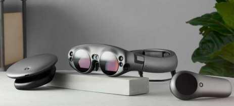 Startup de realidade aumentada Magic Leap está à venda