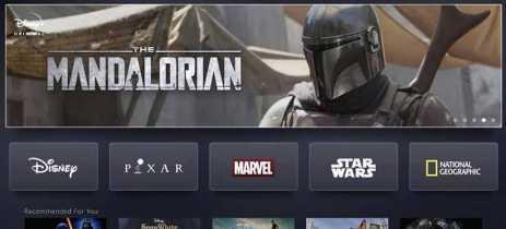 Disney+ atinge mais de 10 milhões de assinantes no primeiro dia