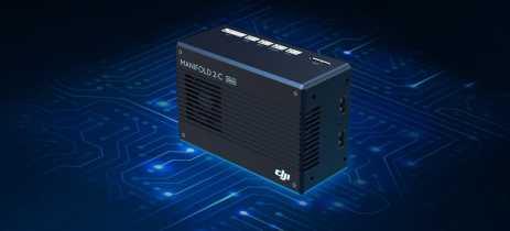 DJI lança o Manifold 2, seu novo PC compacto capaz de tornar drones autônomos