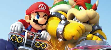 Nintendo adia Mario Kart Tour mobile para metade de 2019