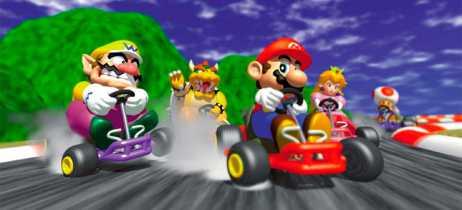 Nintendo anuncia novo jogo do Mario para smartphones: Mario Kart Tour