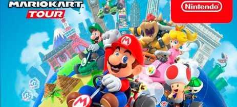 Mario Kart Tour: gratuito para jogar também tem mensalidade de R$19,90