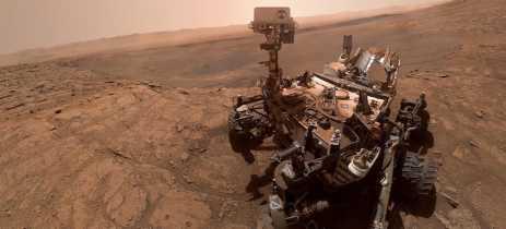 Rover Curiosity faz experimento raro em Marte pela segunda vez - e pausa para tirar uma selfie