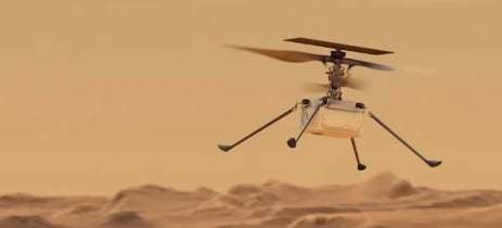 NASA dá nome ao drone que será enviado a Marte