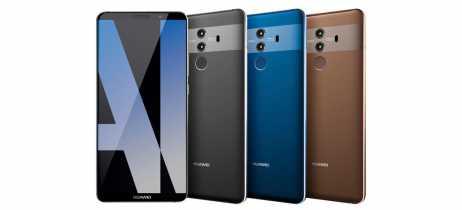 Huawei Mate 10 Pro sofre corte de preço e agora custa US$ 650 nos EUA
