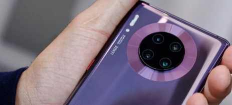 Três horas foram suficientes para Huawei vender um milhão de unidades da linha Mate 30