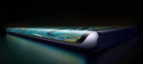 Entenda como vão funcionar os botões virtuais na lateral do Huawei Mate 30 Pro