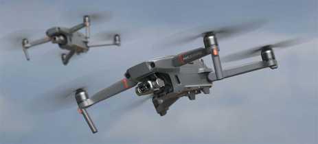DJI anuncia que começará a fabricar drones governamentais dentro dos EUA