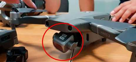 Falha de design no Gimbal do DJI Mavic 2 teria sido o motivo para o atraso do drone [Rumor]