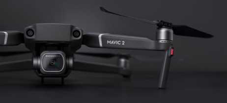 DJI lança firmware v01.00.01.00 para o DJI Mavic 2 Pro/Zoom e atualiza app dos drones