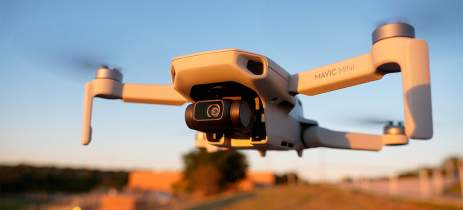 Mavic Mini 2 pode vir com câmera de 12MP, filmagem em 4K e chegar antes do Natal