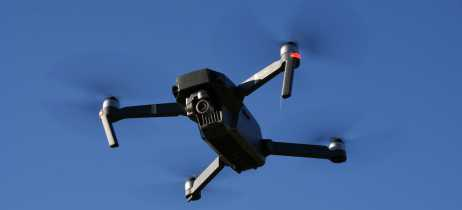 Promoção relâmpago da DJI traz drone Mavic Pro com desconto