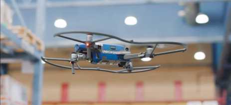 Transportadora IAG Cargo testa drones autônomos para logística