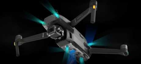Recebemos o DJI Mavic 2 Pro - primeiras impressões e voo na redação