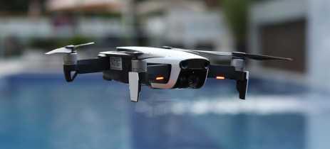Drone DJI Mavic Air 2 tem bateria 46% maior que seu antecessor
