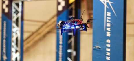 MAVLab leva o prêmio de US$1 milhão na primeira temporada do Drone Racing League