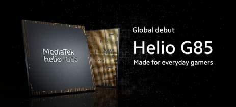 MediaTek apresenta seu novo SoC Helio G85 para competir no segmento intermediário