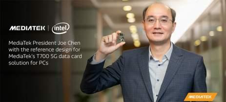 MediaTek e Intel atingem marca importante para oferecer 5G em computadores
