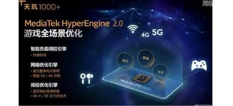 MediaTek apresenta chipset Dimensity 1000+ com suporte telas de 144Hz