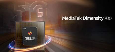 MediaTek lança o Dimensity 700, novo chip para smartphones 5G de entrada