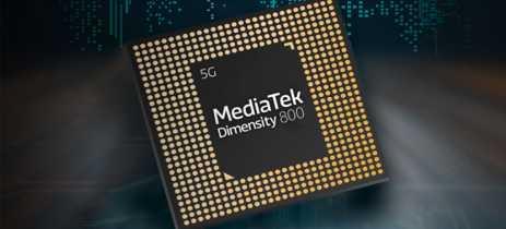 MediaTek anuncia Dimensity 800, novo chipset para o segmento intermediário com suporte ao 5G