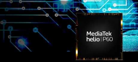 MediaTek apresenta chipset intermediário Helio P60, seu mais eficiente até hoje
