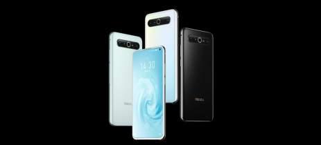 Meizu 17 e Meizu 17 Pro são lançados com telas AMOLED e Snapdragon 865