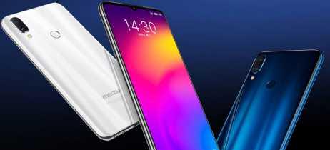 Snapdragon 675 e câmera de 48MP são destaques do novo Meizu Note 9