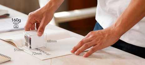 Impressora inovadora cabe na palma da mão e imprime em diversos materiais
