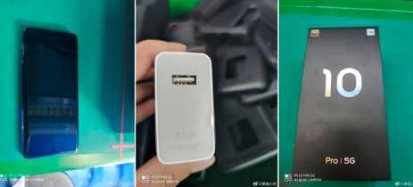 Xiaomi Mi 10 Pro aparece em imagens vazadas com câmera de 108 MP