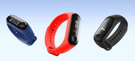 Xiaomi alcança 1 milhão de unidades da Mi Band 3 vendidas na Índia