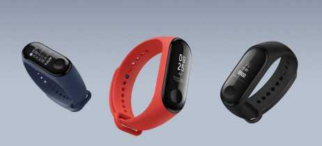 Xiaomi Mi Band 3 com suporte para pagamentos via NFC ainda está sendo testada