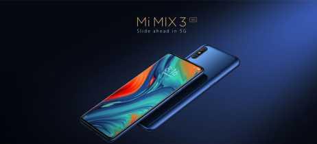 Xiaomi Mi Mix 3 ganha versão 5G com Snapdragon 855 na MWC 2019