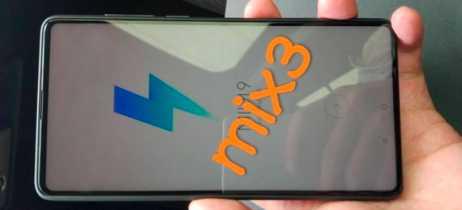 Imagens conceituais mostram Xiaomi Mi Mix 3 com design similar ao Vivo NEX