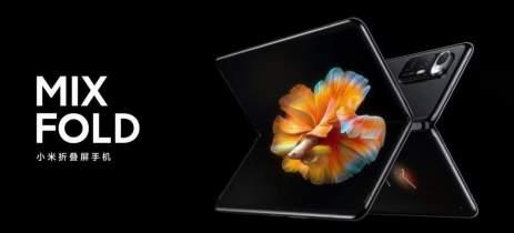 Xiaomi vendeu mais de 30.000 Mi Mix Folds em apenas um minuto