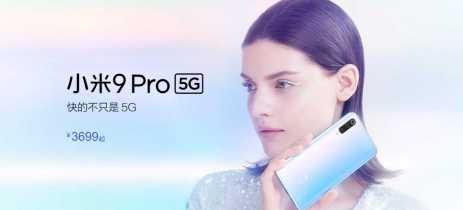 Xiaomi planeja lançar cerca de 10 smartphones 5G em 2020