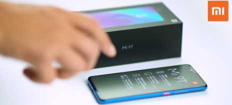 Confira o unboxing oficial do Xiaomi Mi 9T!