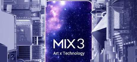 Xiaomi Mi Mix 3 terá câmera lenta de 960fps, suporte para baixa luminosidade e bokeh