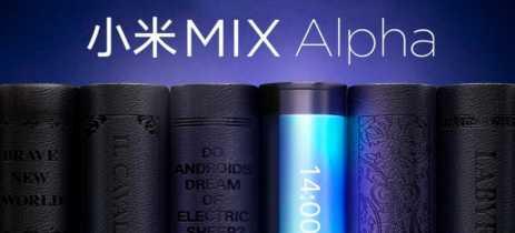 Xiaomi Mi Mix Alpha: celular terá tela com 100% de aproveitamento frontal
