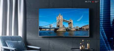 Xiaomi anuncia Mi TV 4S com Android 9, por 349 euros