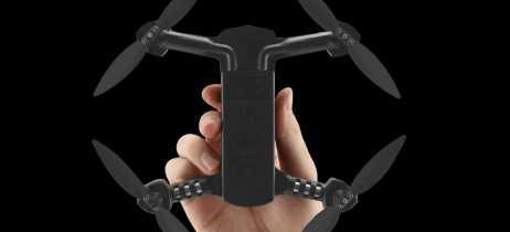 Microdrone 4.0 promete portabilidade e recursos avançados por um preço acessível