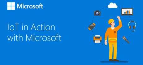 Microsoft vai investir US$ 5 bilhões em Internet das Coisas nos próximos 4 anos