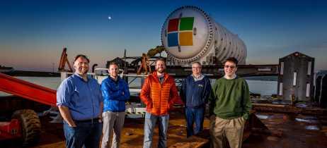 Para economizar com resfriamento, Microsoft instala servidor no fundo do mar