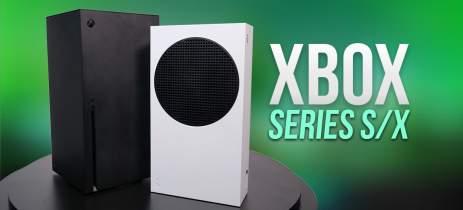 XBOX SERIES X/S em MÃOS! Veja como são OS CONSOLES da NOVA GERAÇÃO